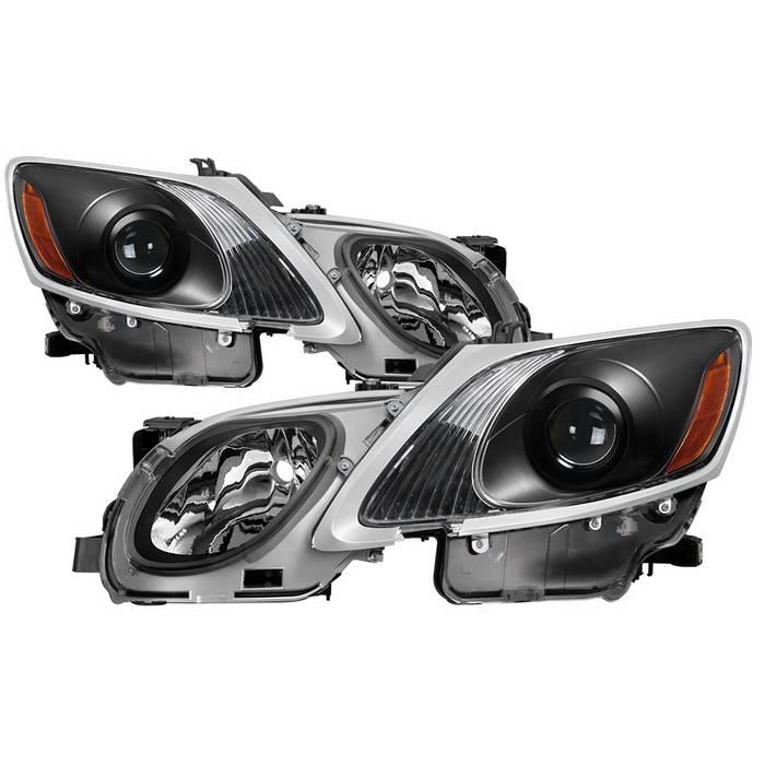 afs light lexus es 350